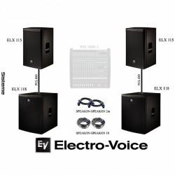 Sistem audio ElectroVoice ELX 2