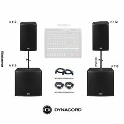 Sistem audio Dynacord A-LINE 2