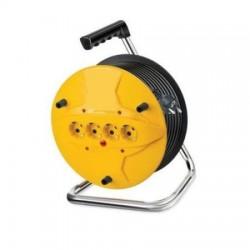 Prelungitor tip tambur, 50m, 4 socluri, 3x2.5mm Accesory ACC4x3x25x50