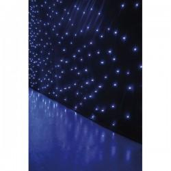 Cortina LED RGB Showtec Star Dream 6x4m White