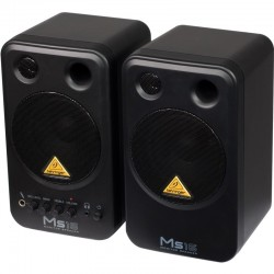 Set monitoare multimedia (activ + pasiv) Behringer MS16