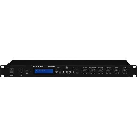 Amplificator stereo Monacor SA-130DMP