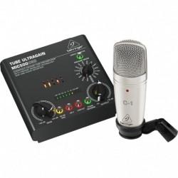 Pachet pentru recording, Behringer VOICE STUDIO