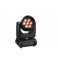 Moving head wash LED, FutureLight EYE-7 HCL Zoom LED