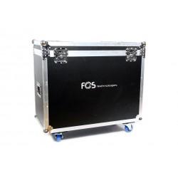 Case pentru 2 x moving head FOS Double Case 12R
