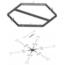 Suport hexagonal pentru sistem line array PSSO Flying bracket hexagonal CSA/CSK