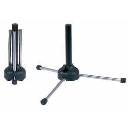 Stativ tripod pliabil pentru flaut, K&M 762.195
