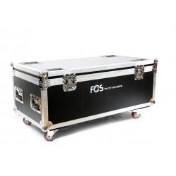 Case pentru 8 x bare LED de 1m FOS Case Bar PRO