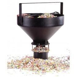 Masina confetti de tavan, Eurolite Confetti machine