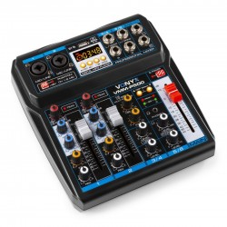 Mixer cu DSP/USB/MP3/Bluetooth Vonyx VMM-P500