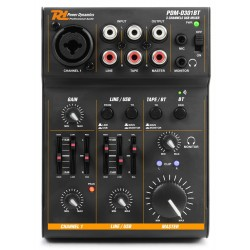 Mixer cu Bluetooth Power Dynamics PDM-D301BT