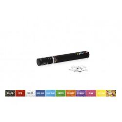 TCM FX Handheld Confetti Cannon 50cm, white/silver, Eurolite 51709852