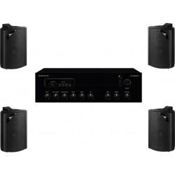 Pachet sonorizare biserici Monacor Sound Pack-1