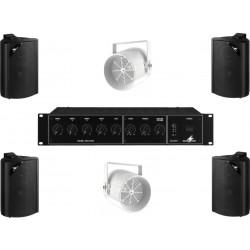 Pachet sonorizare biserici Monacor Sound Pack-2