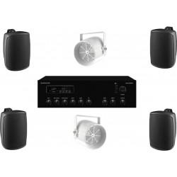 Pachet sonorizare biserici Monacor Sound Pack-3