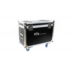 Case pentru 2 x moving head FOS Double Case 7R