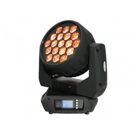 Moving head wash cu LED, FOS Wash Q19