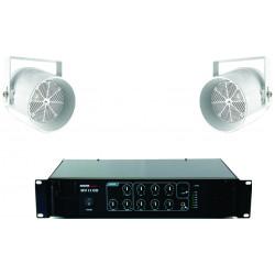 Pachet sonorizare biserici, 60W RMS MV1100_2xEDL-250