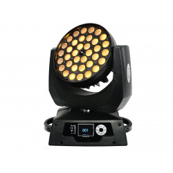 Moving head LED FOS Wash 600 HEX