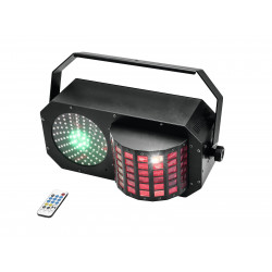 Efect LED 3 in 1 Eurolite LED Triple FX Laser Box