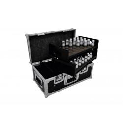 Flightcase universal pentru conuri truss, Roadinger UKAC-35/50 (30126505)
