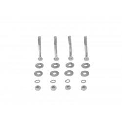 Set bolturi M8x70, argintii, 60112475