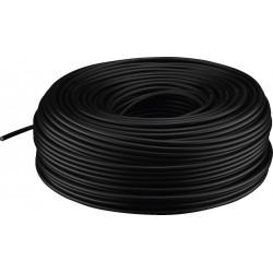 Rola cablu coaxial 50Ohm, 100m Monacor RG-58