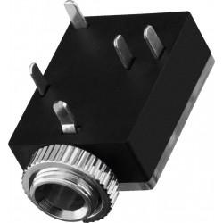 Conector jack 3.5mm de panou Stage Line PG-203JN