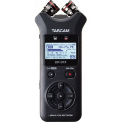 Reportofon digital stereo cu interfata audio USB Tascam DR-07X
