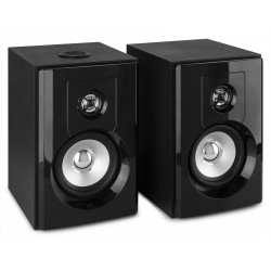 "Set de boxe 4"" 80W 4ohmi Bluetooth/USB/AUX Fenton SHF404B"