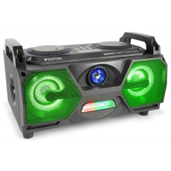 Boxa activa partystation Bluetooth / USB 60W RMS Fenton MDJ115