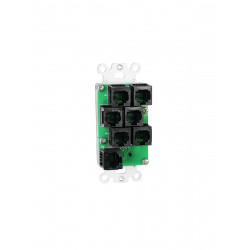 Hub pentru amplificator MCS-1250 MK2, Omnitronic Hub 10452484