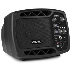 """Boxa activa 80W 5"""" Bluetooth/USB Vonyx V205B"""