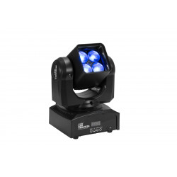 Moving-head zoom wash cu 4 LED-uri 9W, Omnitronic TMH-W36