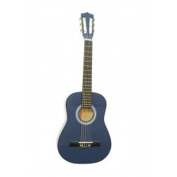 Chitara clasica 1/2,  Dimavery AC-303, albastru