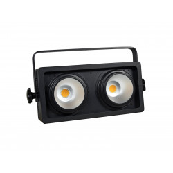 Audience Blinder 2x100W LED COB alb cald, Eurolite Audience Blinder 2x100W LED COB WW