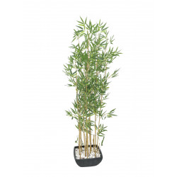 Bambus artificial in ghiveci, 150 cm, EuroPalms 82509262