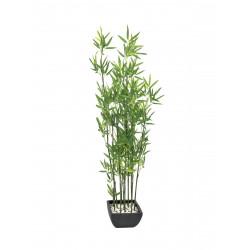 Bambus artificial in ghiveci, 120 cm, EuroPalms 82509261