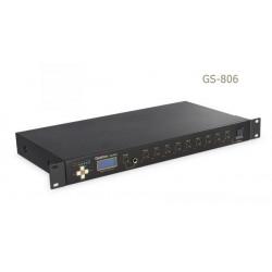 Auto mixer pentru sisteme de conferinta Gestton GS-805