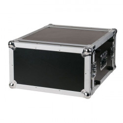 Rackcase DoubleDoor case 6U DAP Audio