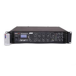 Amplificator 100V 6 zone cu mp3 player si Bluetooth Master Audio MV6300CA BT