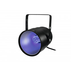Spot UV cu LED UV 5W, Eurolite Spot UV cu LED UV 5W