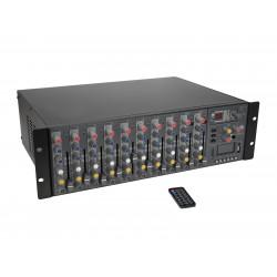 Mixer amplificat cu USB Omnitronic RM-1422FXA