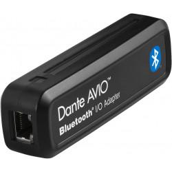 Adaptor bluetooth pentru retele audio Dante, Monacor ADP-BT-2X1