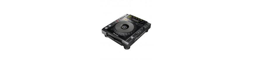 Playere profesionale DJ