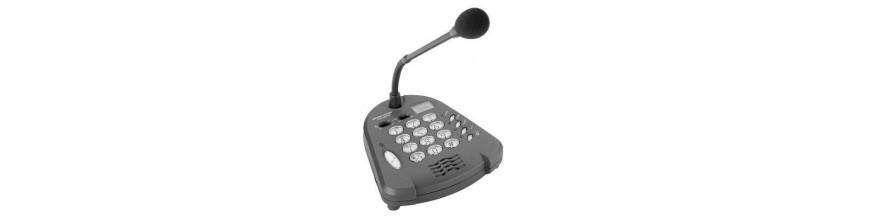 Microfoane de pupitru