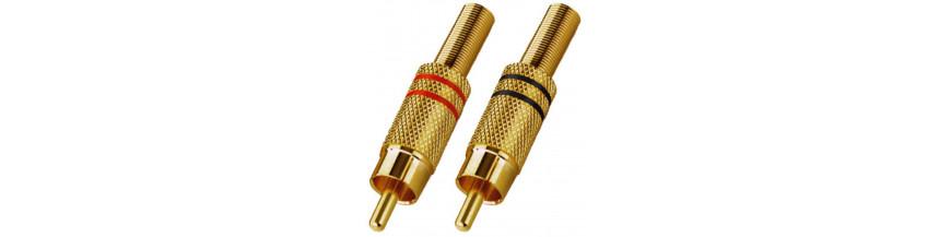Conectori RCA & USB