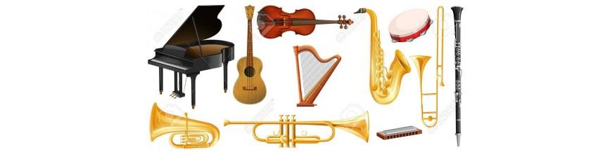 INSTRUMENTE MUZICALE CLASICE