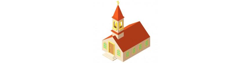 Sonorizari biserici si lacasuri de cult