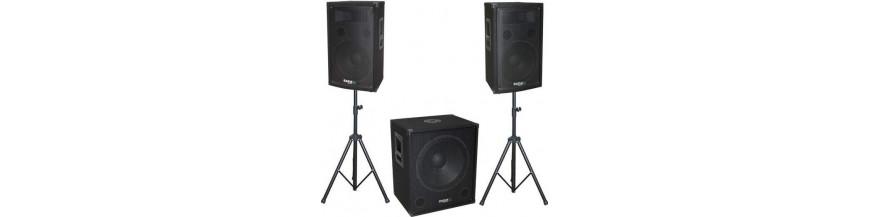 Sisteme de sonorizare evenimente si serbari pentru scoli si gradinite